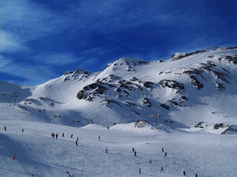 Download Sport di inverno fotografia stock. Immagine di estremo - 7309042