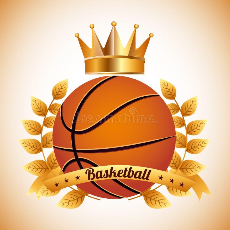 Sport di pallacanestro royalty illustrazione gratis