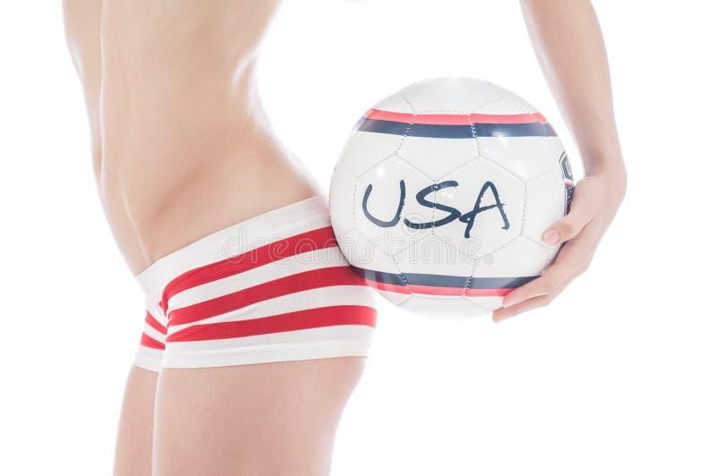 Sport di U.S.A. fotografia stock libera da diritti