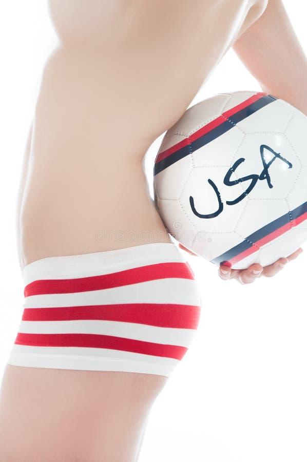 Sport di U.S.A. fotografia stock