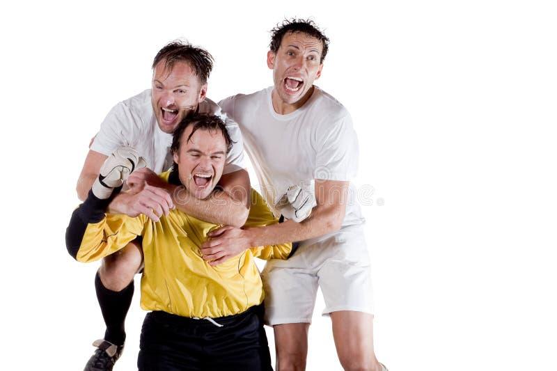 Sport e successo fotografie stock libere da diritti
