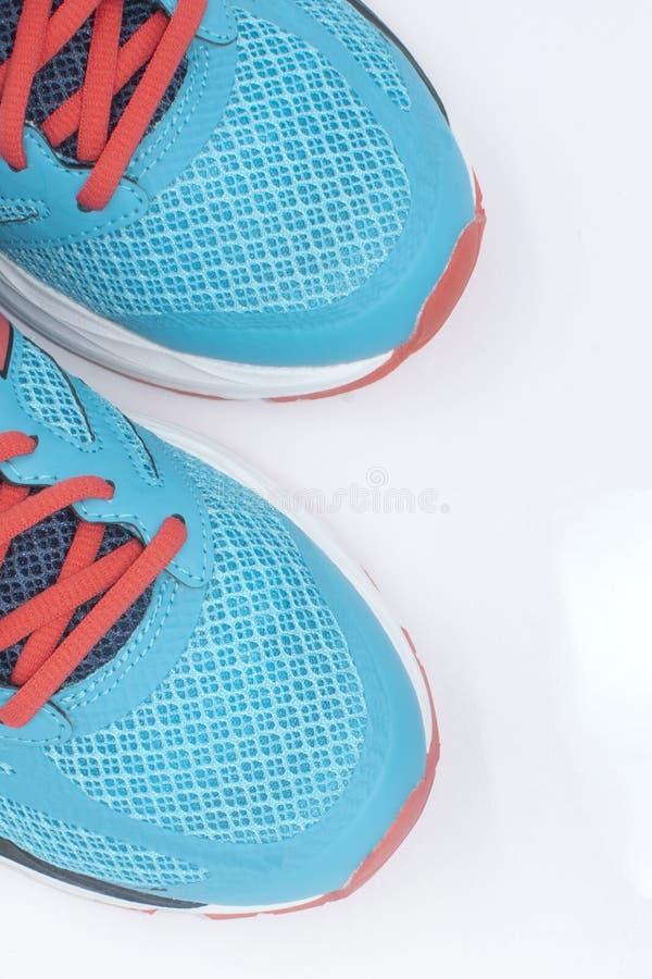 Sport en tennisschoenen stock foto