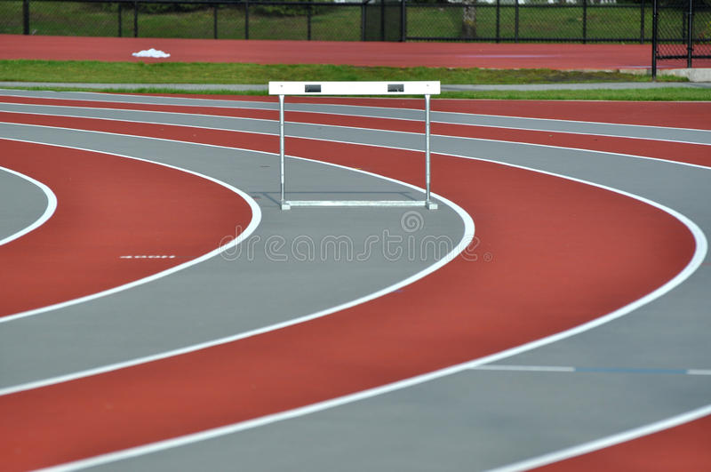 Download Sport filed lines stock image. Image of lanes, finish - 19496141