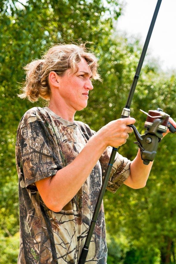 Sport Fishing Stock Photos