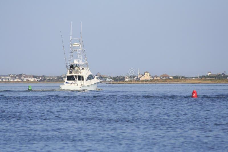 Download Sport Fishing Boat stock photo. Image of carolina, tuna - 451950
