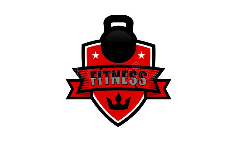 Sport Fitness club creative concepts. Gym club logotype. Vector vector illustration