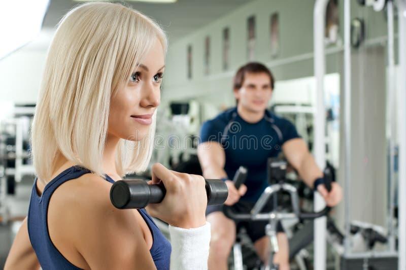 Sport Fitness Royalty Free Stock Photo
