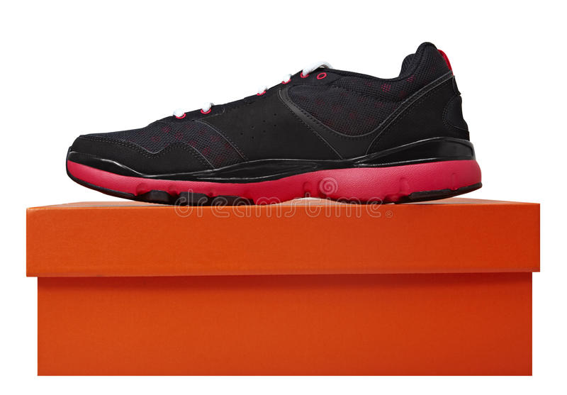 Download Sport Fitness Shoe Royalty Free Stock Image - Image: 21022476