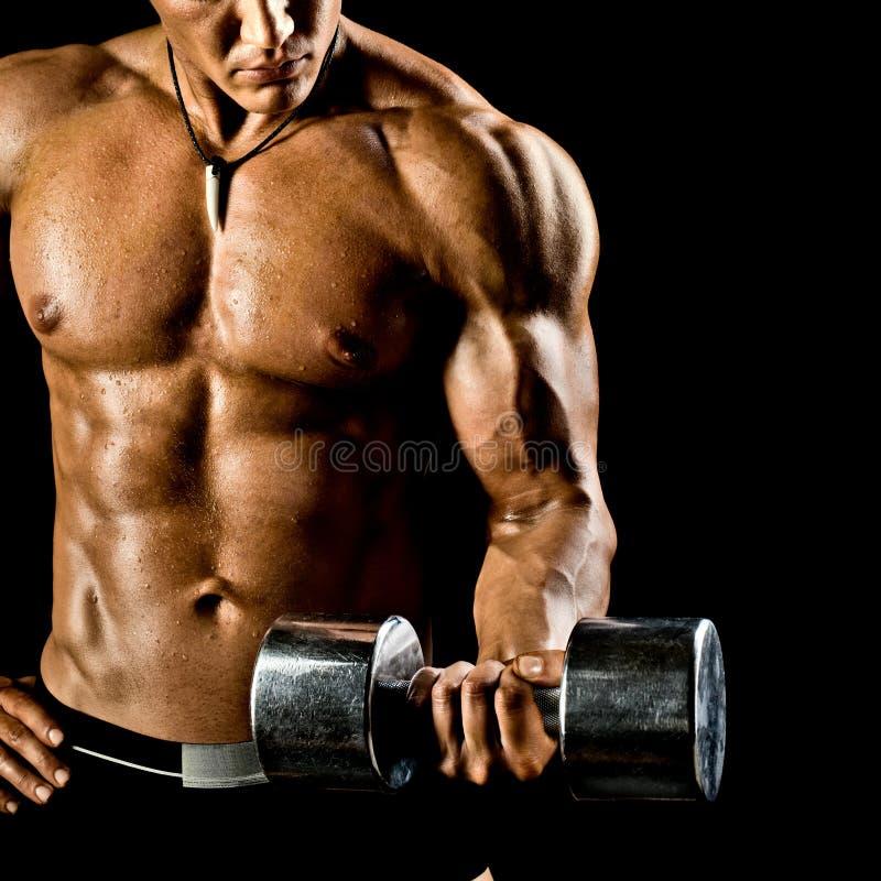 Sport fitness stock photo