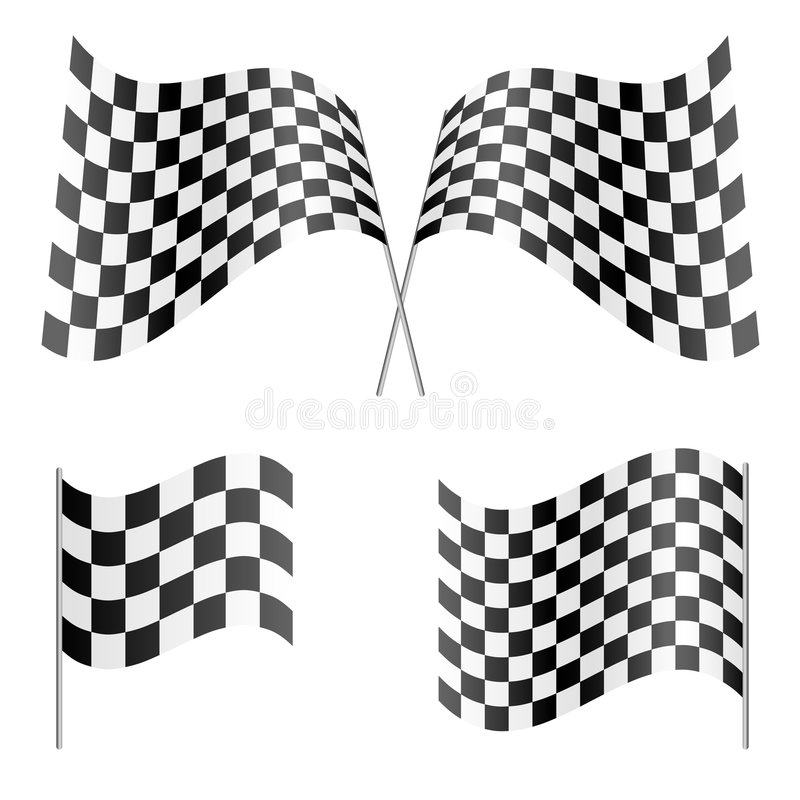 Download Sport flag vector stock vector. Image of motor, success - 9349513