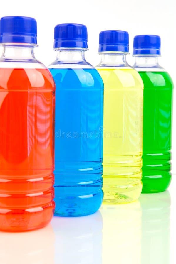 Sport-Getränke stockbild. Bild von umgebung, durst, grün - 4954443