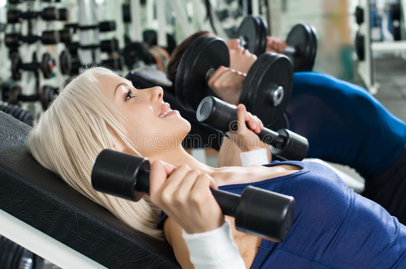 Download Sport girl stock image. Image of fitness, smile, beautiful - 30765589