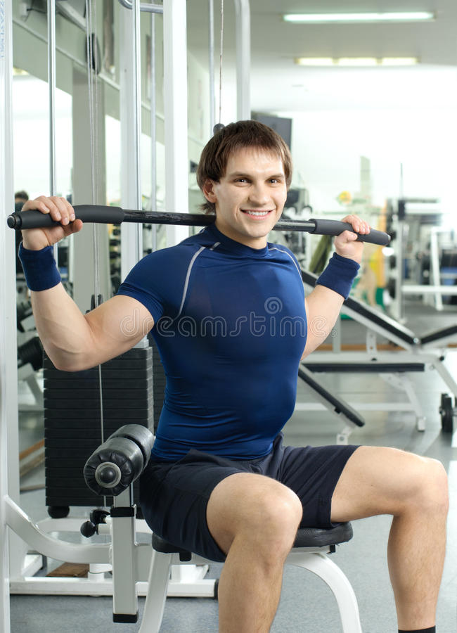 Download Sport guy stock photo. Image of physical, endurance, athletics - 25095728