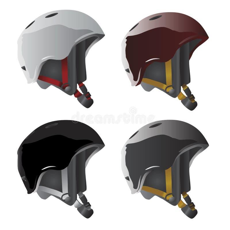 Download Sport helmet vector stock vector. Illustration of illustration - 4362082