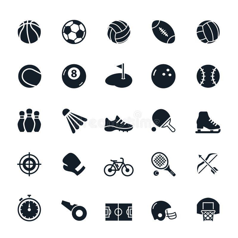 Sport icons. Set of Sport icons Vector illustration vector illustration