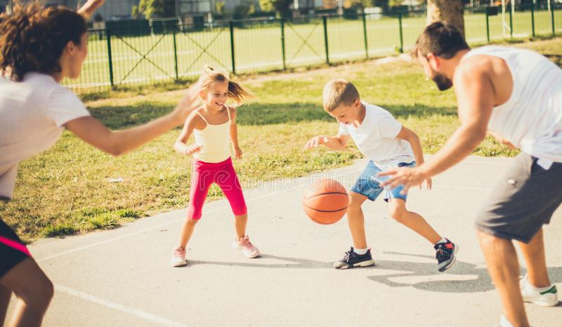 Sport is important in life royalty free stock photo