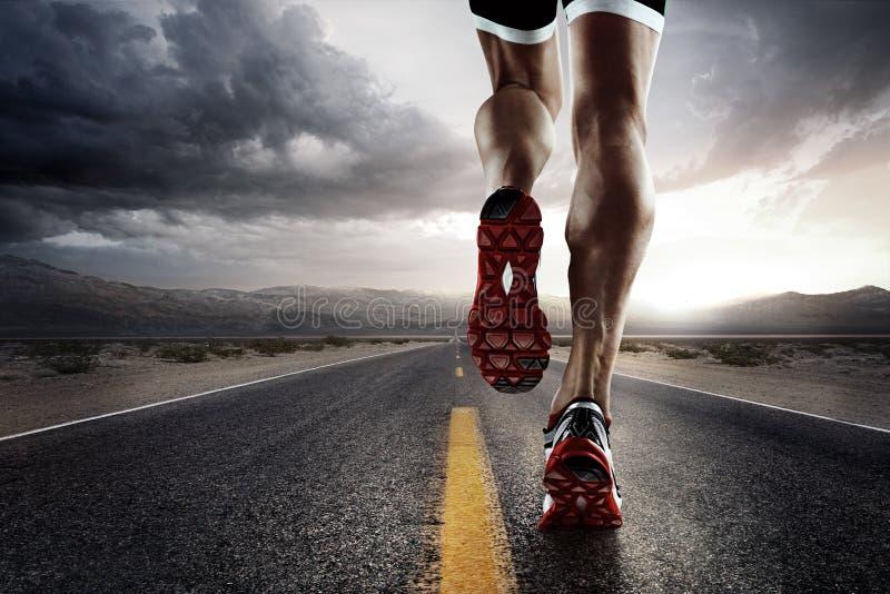 sport löpare