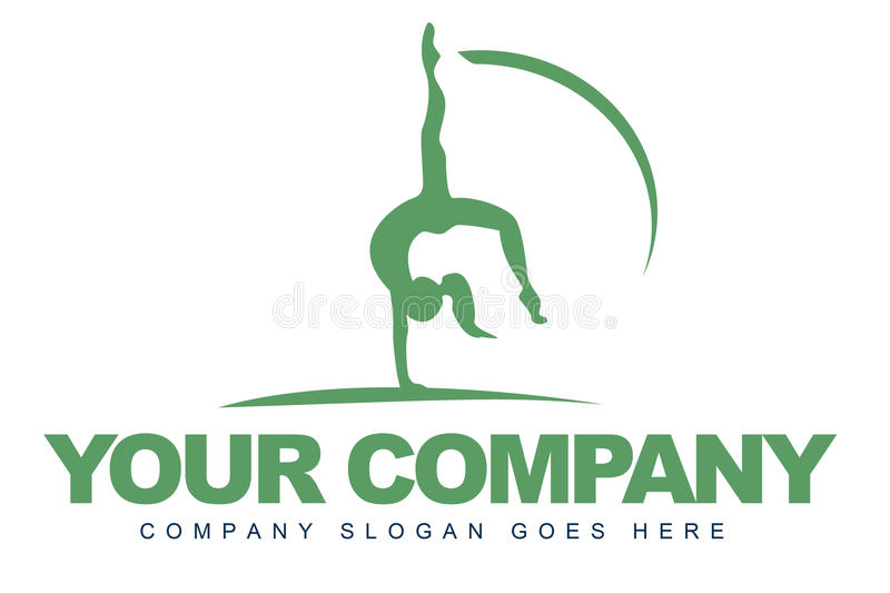 Sport Logo stock illustration