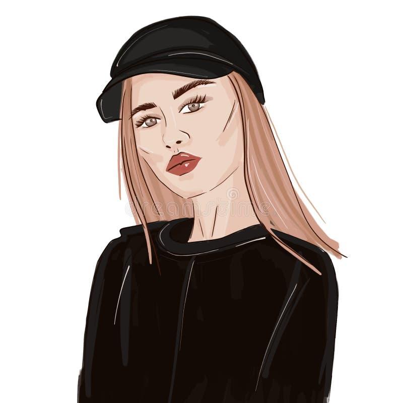 Swag Girl Stock Illustrations \u2013 232 Swag Girl Stock