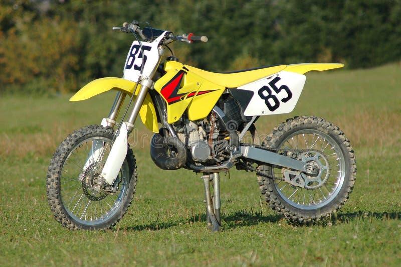 Sport-Motorrad lizenzfreies stockbild