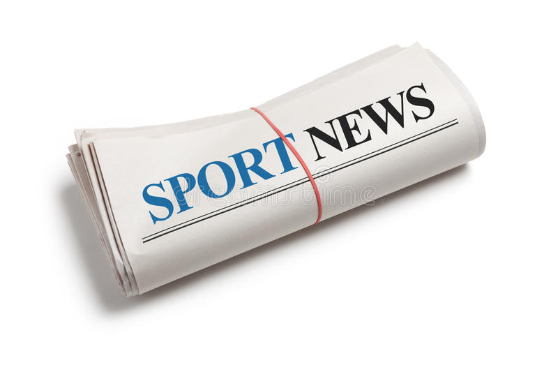 Download Sport News stock image. Image of rubber, isolated, media - 25068669