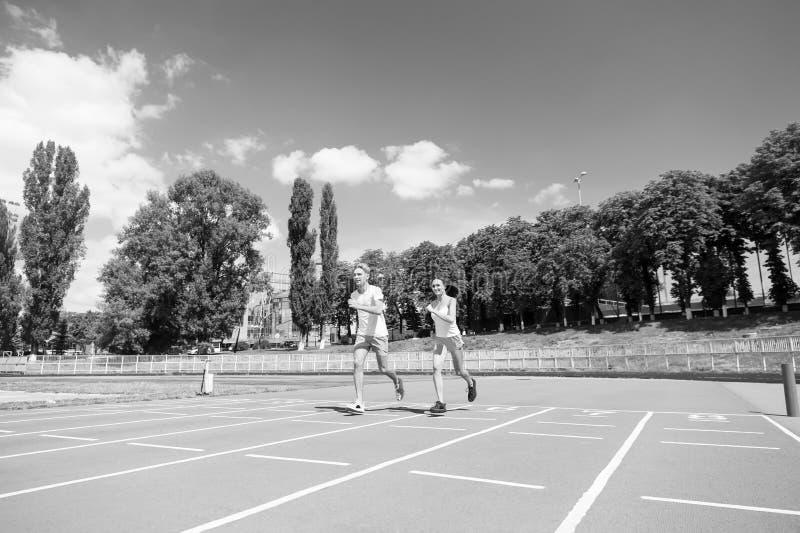 Sport och sund kondition arkivfoto