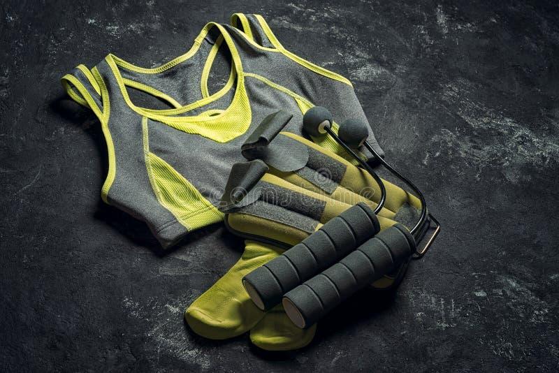 Sport odzież obraz royalty free
