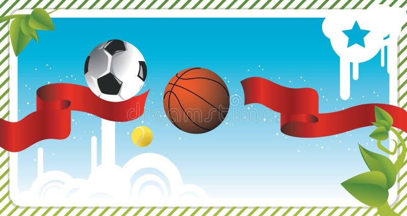 Sport Postcard Stock Images