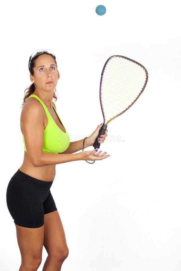 Sport: Racquetball fotografie stock libere da diritti