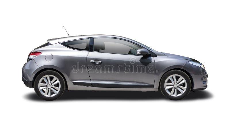 Sport Renault Megane stockbilder
