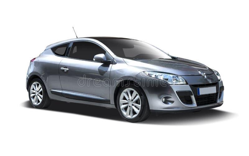 Sport Renault Megane lizenzfreie stockfotografie