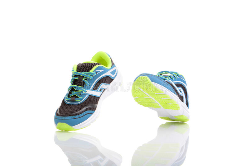 Sport Schuhe lizenzfreies stockfoto