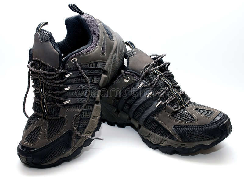 Download Sport shoes stock photo. Image of leather, sports, dirty - 3542828