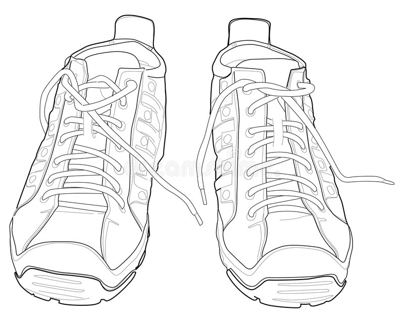 Download Sport Shoes Royalty Free Stock Photography - Image: 7521237