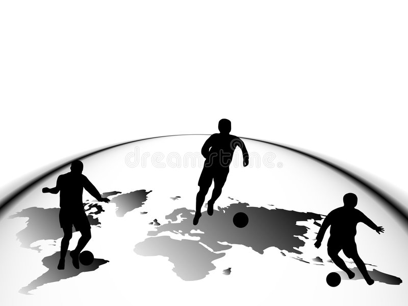 Download Sport Silhouettes Stock Photos - Image: 7669773