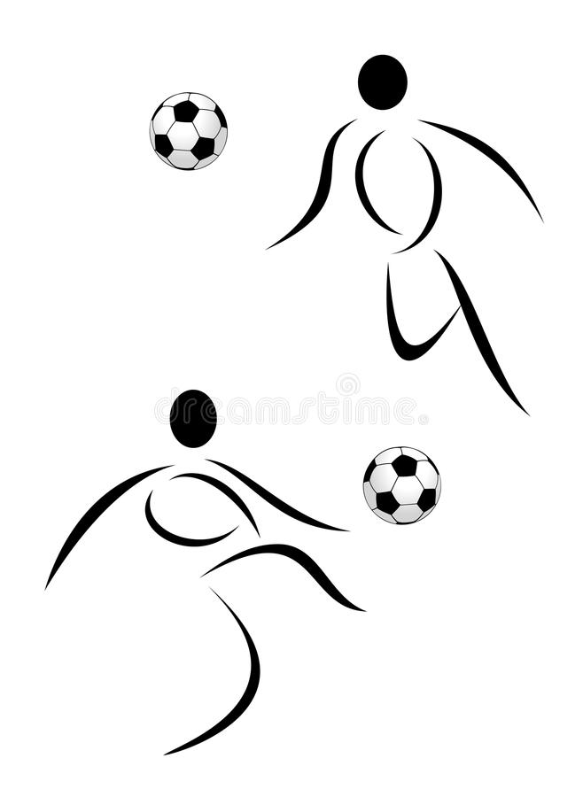 Download Sport soccer symbol stock vector. Image of soccer, icon - 22370238