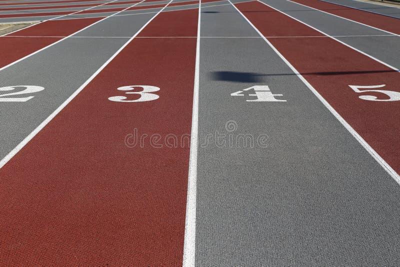 Sport sparade linjer royaltyfria bilder