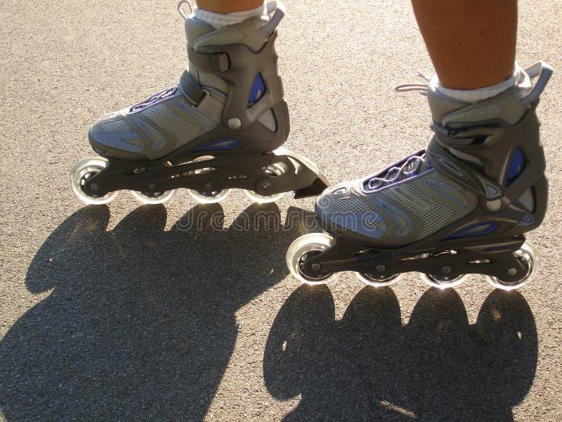 Sport sur les roues photos libres de droits
