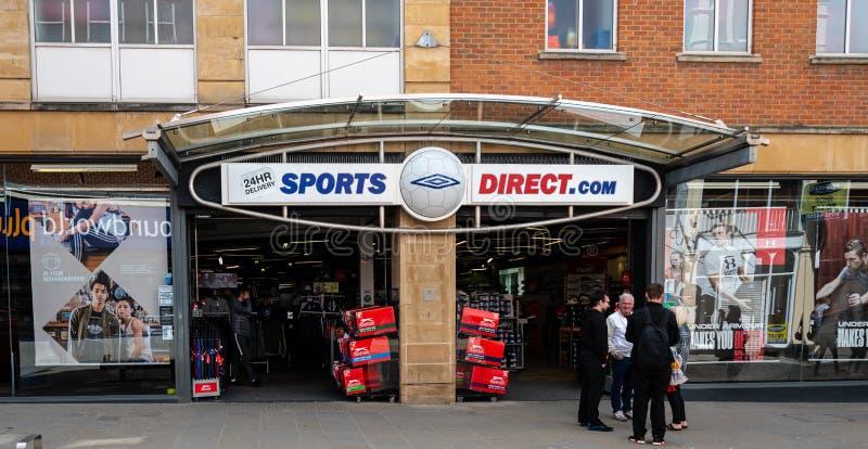 Sport Swindon diretto fotografia stock libera da diritti