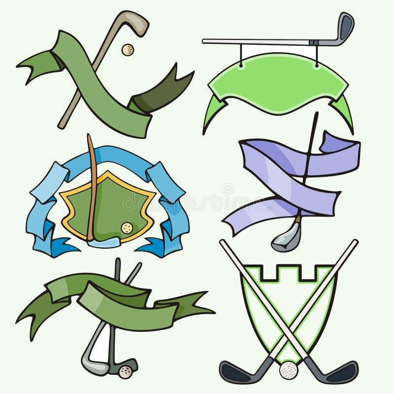 Download Sport template series stock illustration. Illustration of insignia - 2746413