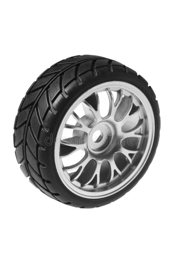 Sport Tire Royalty Free Stock Images