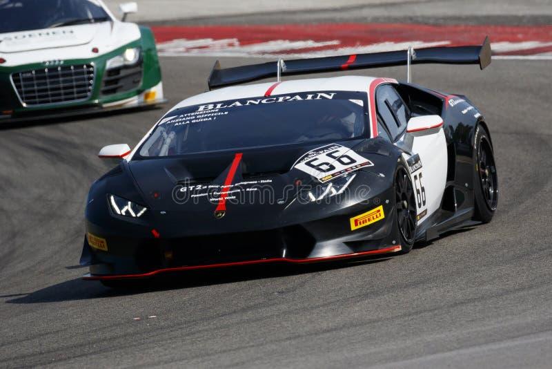 Sport-Verein Blancpain GT stockbild