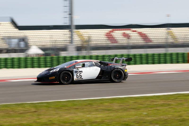 Sport-Verein Blancpain GT stockbilder