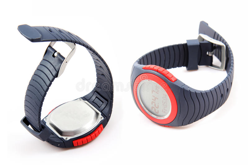 Sport watch royalty free stock images
