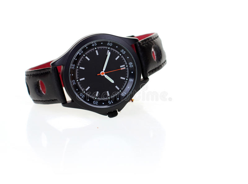 Download Sport wristwatch stock photo. Image of personal, hours - 19670036