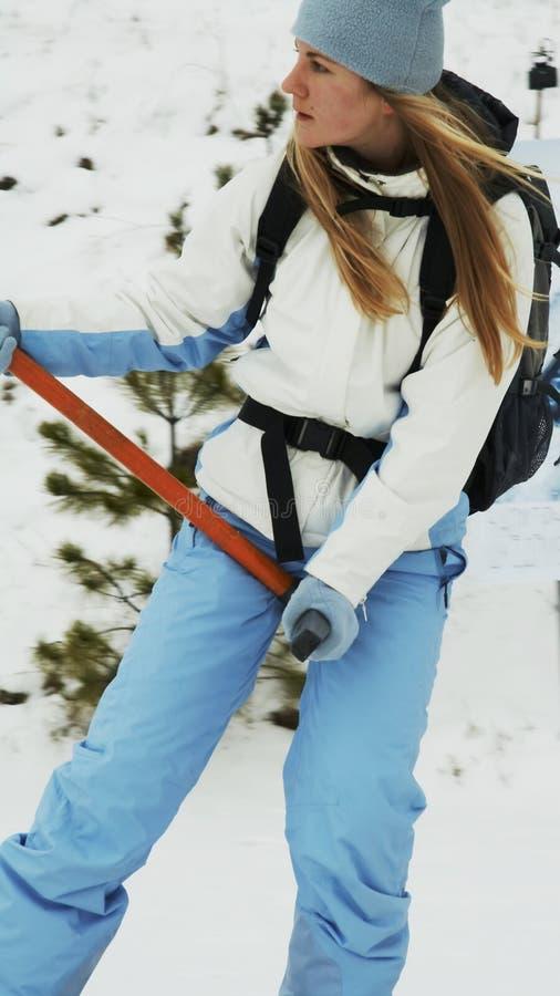 sport zimowy obrazy royalty free