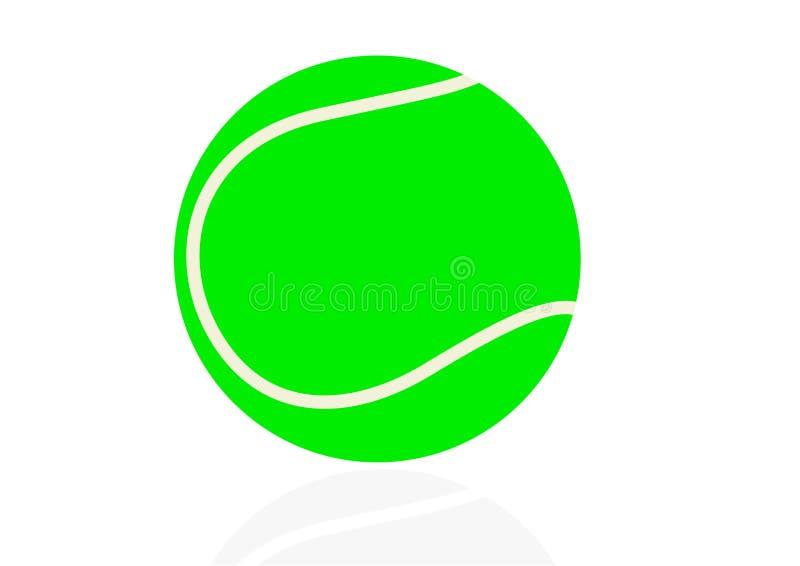 sporta balowy ilustracyjny tenis ilustracji