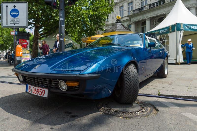 Sporta samochodu Gorzki dyplomata CD, 1974 obrazy stock