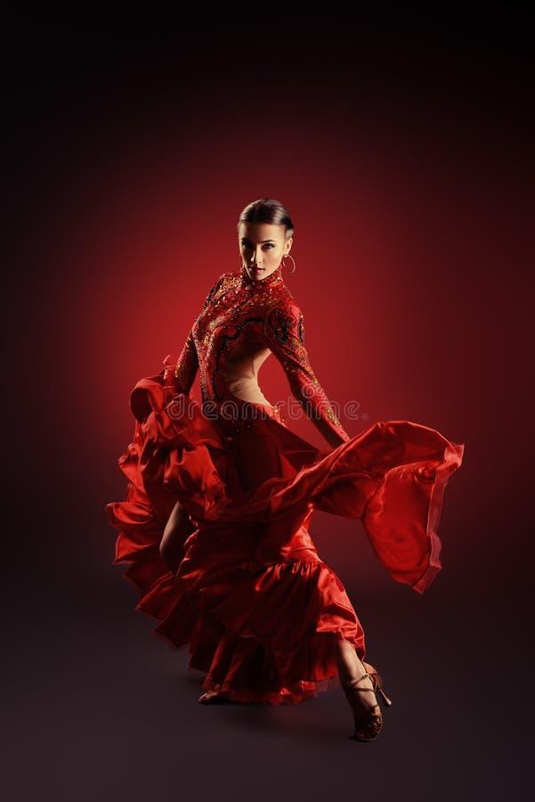 Sporta taniec zdjęcia stock