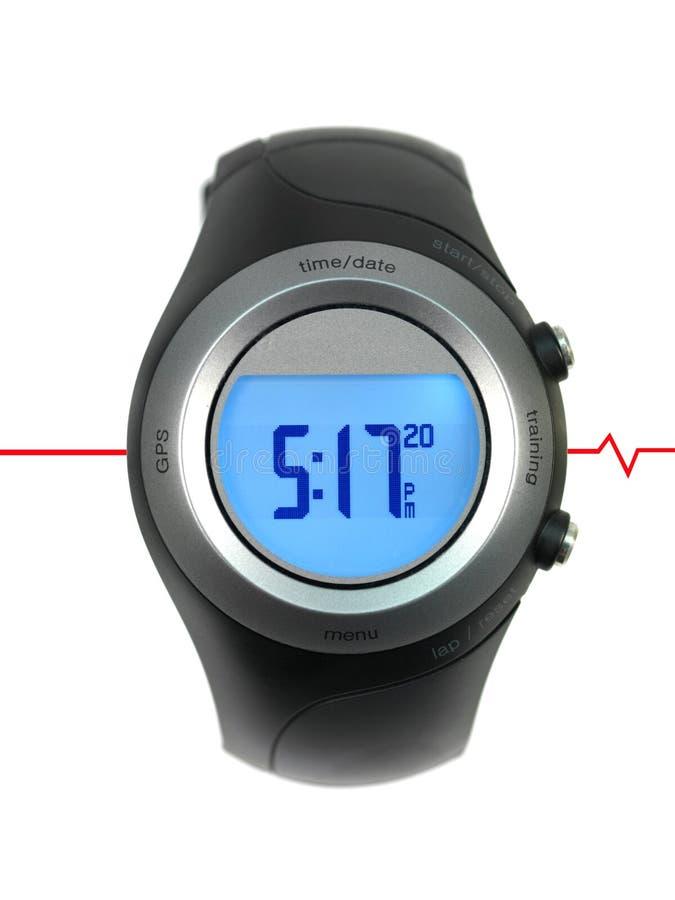 sporta zegarek zdjęcie royalty free